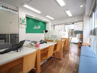 エイブル大岡山店の内観写真