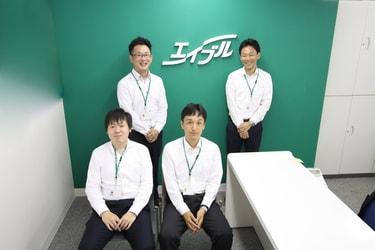 エイブル江坂店のスタッフ写真