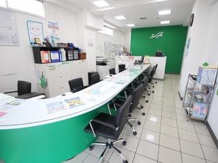 エイブル岸和田店の内観写真