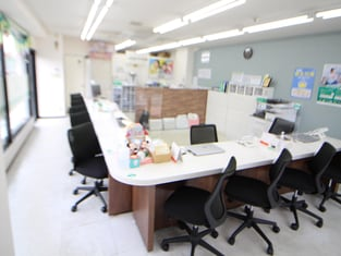 エイブル三国ヶ丘店の内観写真