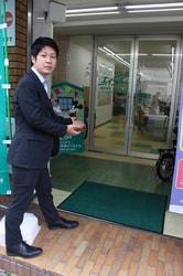 エイブル西長堀店のスタッフ写真