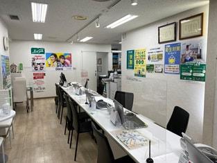 エイブル札幌駅前本店の内観写真