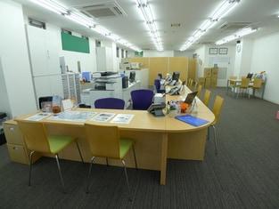 エイブル北浦和店の内観写真