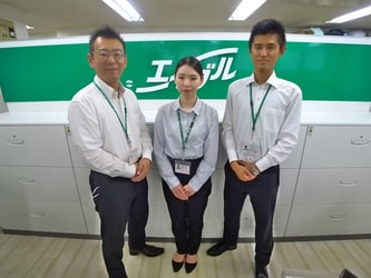 エイブル南浦和西口店のスタッフ写真
