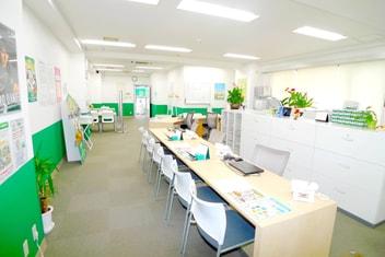 エイブル志木南口店の内観写真