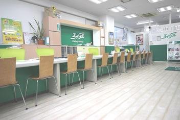 エイブル川口キュポ・ラ店の内観写真
