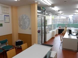 エイブル大船店の内観写真