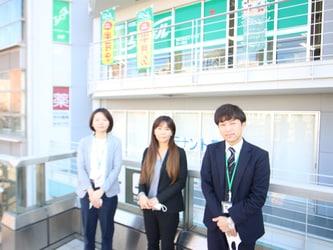 エイブル茅ヶ崎店のスタッフ写真