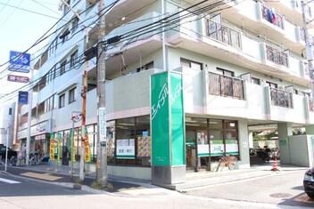 エイブル稲田堤店の外観写真
