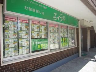 エイブル川崎西口店の外観写真