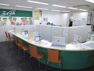 エイブル川崎西口店の内観写真