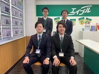 エイブル川崎西口店のスタッフ写真