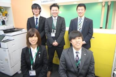 エイブル小田急相模原店のスタッフ写真