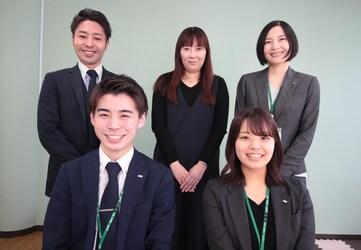 エイブル大倉山店のスタッフ写真