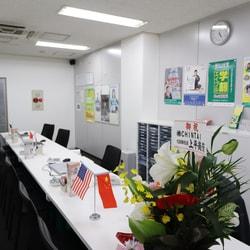エイブル横浜国際センターのスタッフ写真