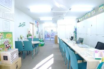 エイブル新松戸店の内観写真