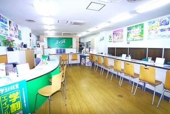 エイブル津田沼店の内観写真