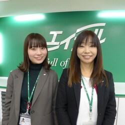エイブル下総中山店のスタッフ写真