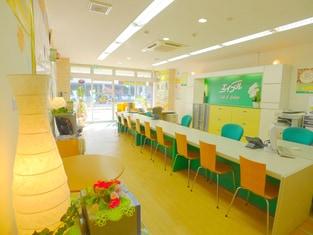 エイブル新鎌ヶ谷店の内観写真