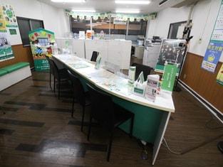 エイブル幡ヶ谷店の内観写真