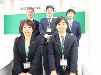 エイブル調布北口店のスタッフ写真