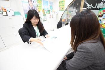 エイブル町田駅前通店の接客写真