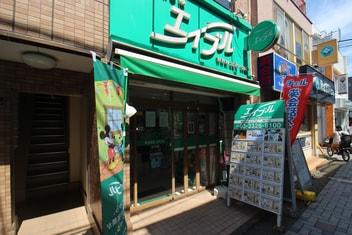 エイブル仙川店の外観写真