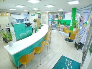 エイブル秋津店の内観写真