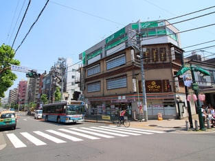 エイブル青物横丁品川シーサイド店の外観写真