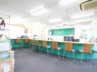 エイブル青物横丁品川シーサイド店の内観写真