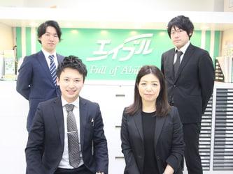 エイブル駒沢大学店のスタッフ写真
