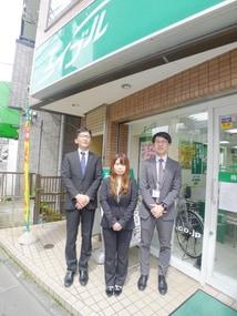 エイブル京成高砂店