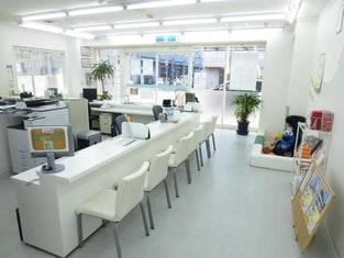 エイブル山科店の内観写真