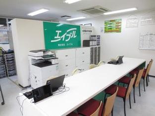 エイブル深江橋店の内観写真