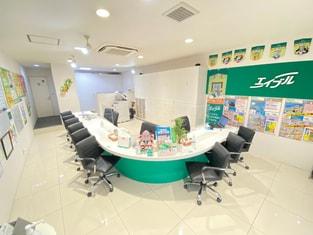 エイブル瓢箪山店の内観写真