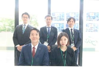 エイブル武庫之荘店のスタッフ写真