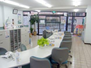 エイブル井尻店の内観写真