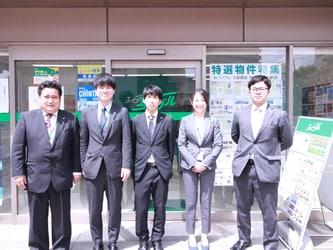 エイブル三萩野店のスタッフ写真