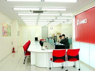 エイブルネットワーク生駒店の内観写真
