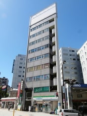 エイブルネットワーク天満橋店の外観写真