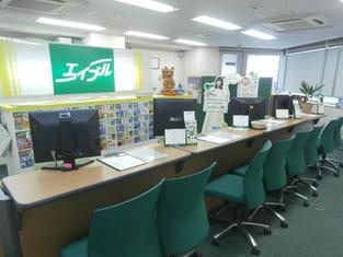 エイブルネットワーク天満橋店の内観写真