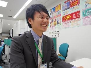 エイブルネットワーク静岡店の接客写真