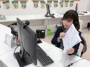 エイブルネットワーク長崎中央浜町店の接客写真