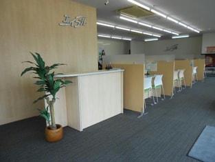 エイブルネットワーク釧路公立大学前店の内観写真
