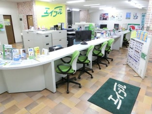 エイブルネットワーク熊本中央店の内観写真