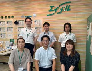エイブルネットワーク福島中央店のスタッフ写真