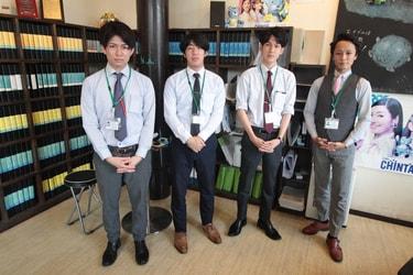 エイブルネットワーク岡山駅前店のスタッフ写真