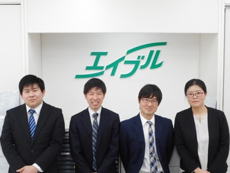 エイブルネットワーク成田店のスタッフ写真