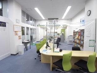 エイブルネットワーク岐阜店の内観写真