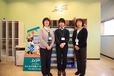 エイブルネットワーク東岡山店のスタッフ写真
